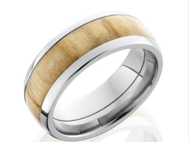 Tmx 1362784713188 LBHW8D15OLIVEWOODTitanium Ann Arbor wedding jewelry