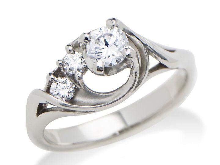Tmx 1362787718342 TPOceanaIIW Ann Arbor wedding jewelry