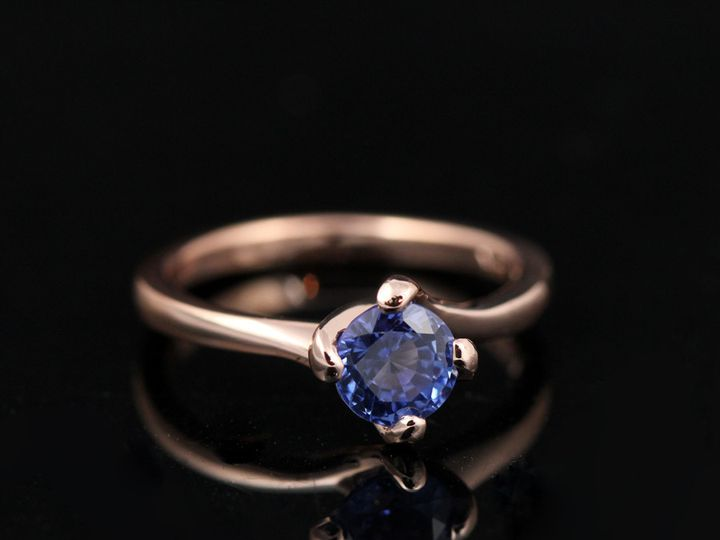 Tmx 1366228408299 14krsapphireerakmt 13 Ann Arbor wedding jewelry
