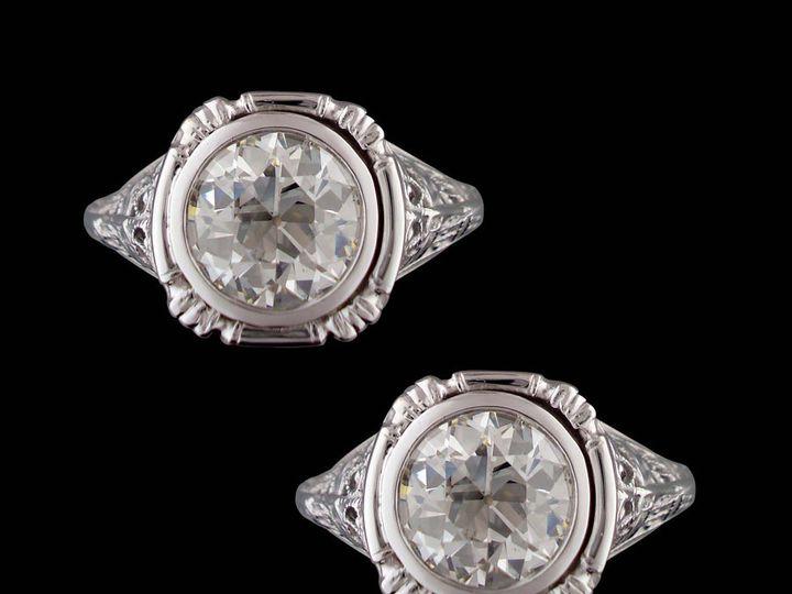 Tmx 1366228792855 14kwdiavintage 11 Ann Arbor wedding jewelry