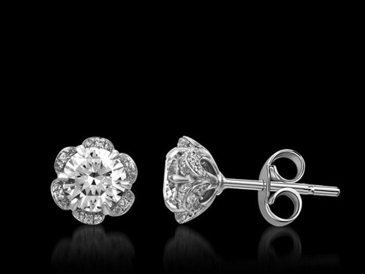 Tmx 1366228935072 A.jaffefloraldiaearrings Ann Arbor wedding jewelry