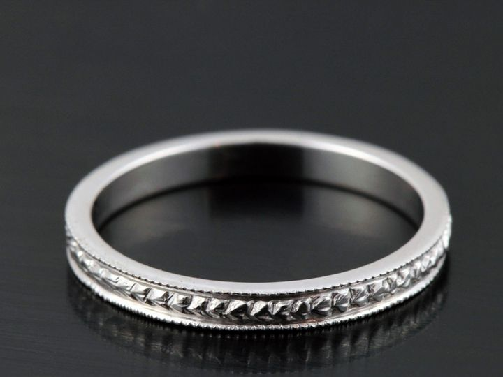 Tmx 1366229107095 14kwabraengraved Hckj 12 Ann Arbor wedding jewelry
