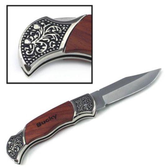 Rosewood Hunting Knife personalized groomsmen gift  Rosewood Hunting Knife great for the groomsmen...