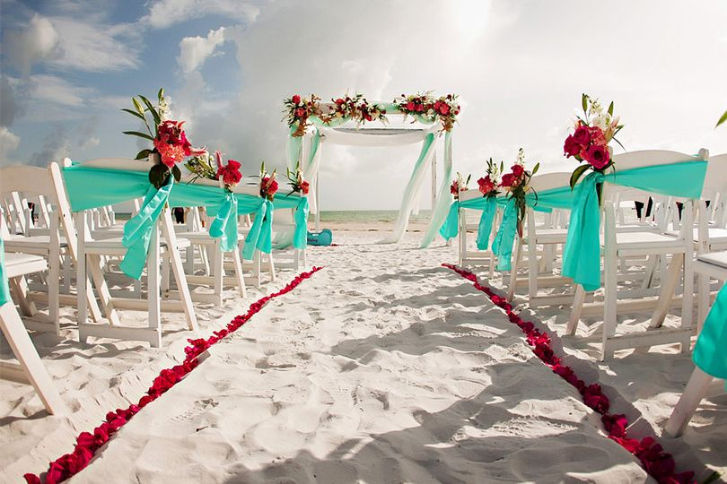 Breach wedding
