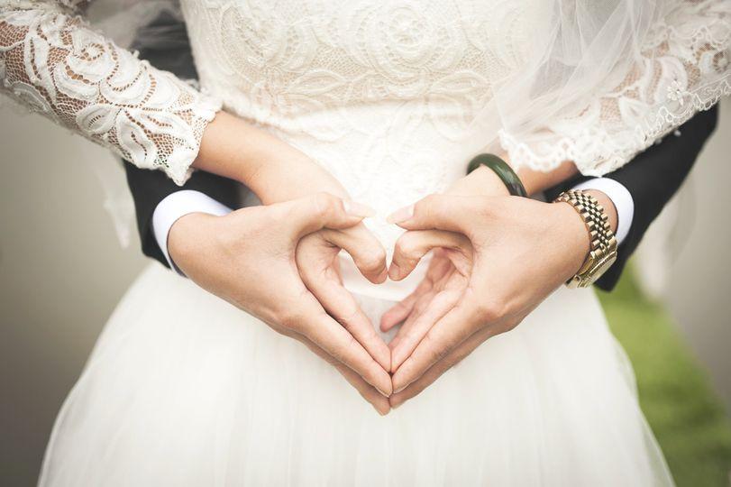 Romantic honeymoons