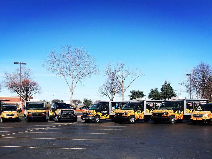 Tmx Catering Trucks 51 435765 Woodbridge, VA wedding catering