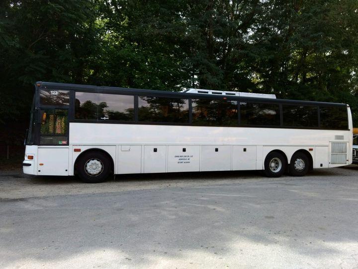 Motorcoaches - 49 & 57 Pass