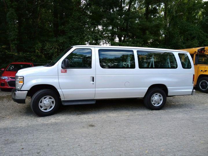 Van - 15 Passenger