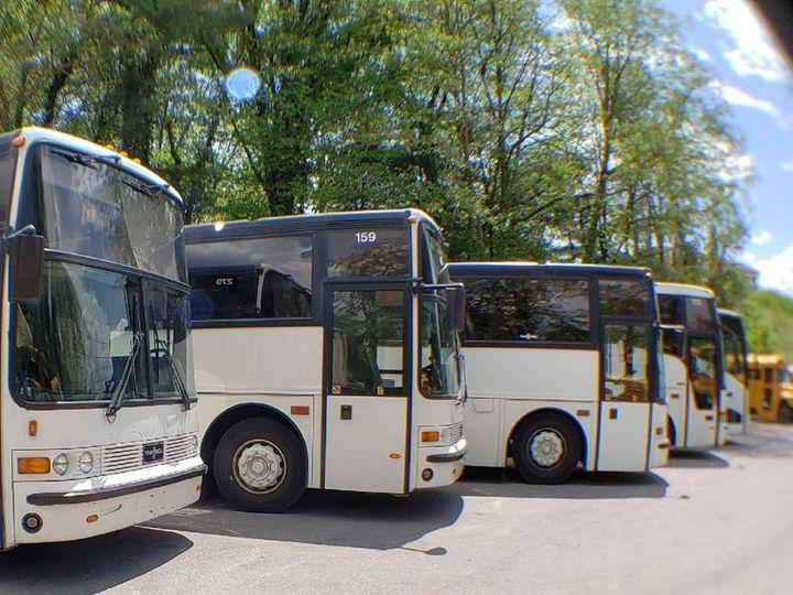 Tmx Motorcoaches 51 645765 Asheville, NC wedding transportation