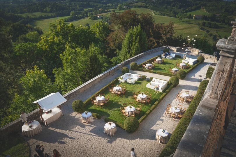 Prosecco hills wedding venue
