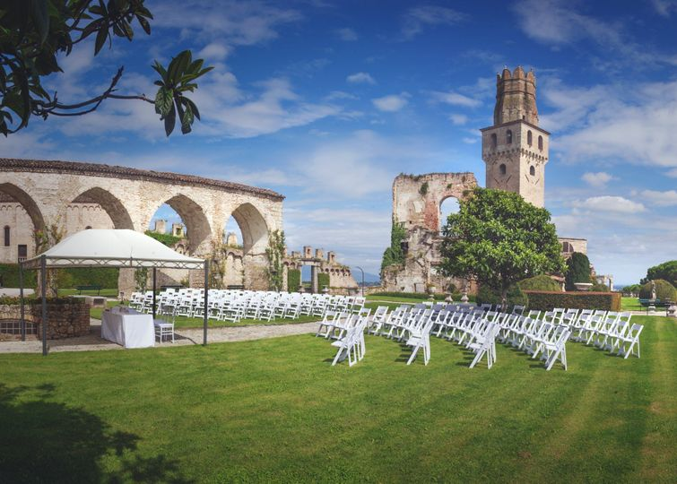 Ceremony castle wedding