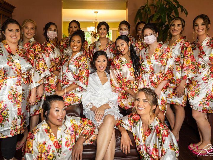 Tmx Picture Bride And Bridal Party Getting Ready 51 475765 159897150675055 Princeton, NJ wedding venue