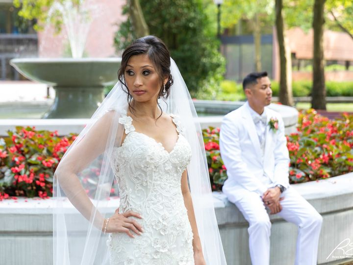 Tmx Picture Bride And Groom In Centrum With Water Fountain 51 475765 159897150638400 Princeton, NJ wedding venue