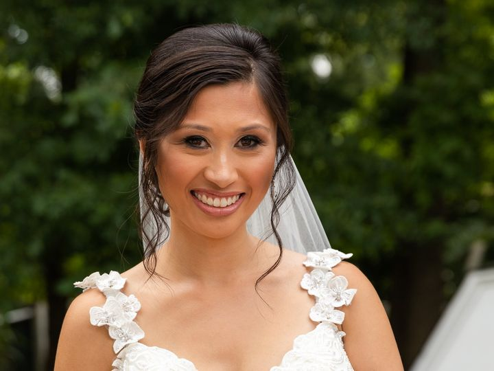 Tmx Picture Bride With Flowers 51 475765 159897150723304 Princeton, NJ wedding venue