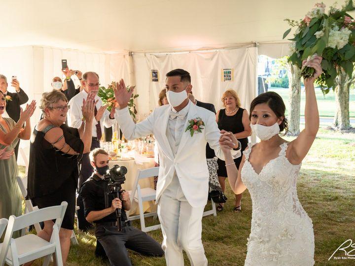 Tmx Picture Socially Distanced Wedding Bride And Groom 51 475765 159897150955250 Princeton, NJ wedding venue