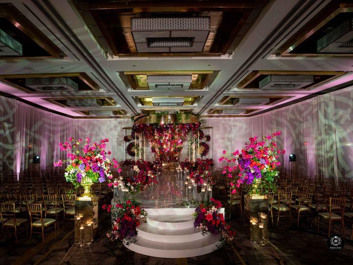 Tmx Styled Photo Shoot 22 Ceremony Setup With Mandap With Low Light 51 475765 161195505558977 Princeton, NJ wedding venue