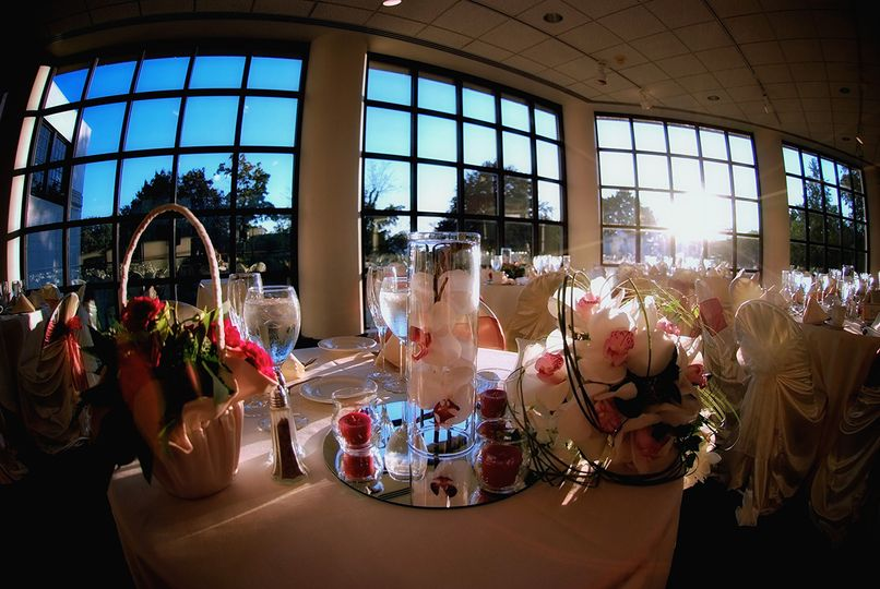 Light-filled event spaces