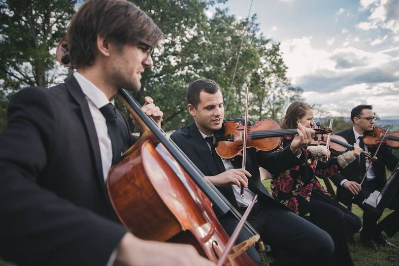 Live Musicians for Ceremony