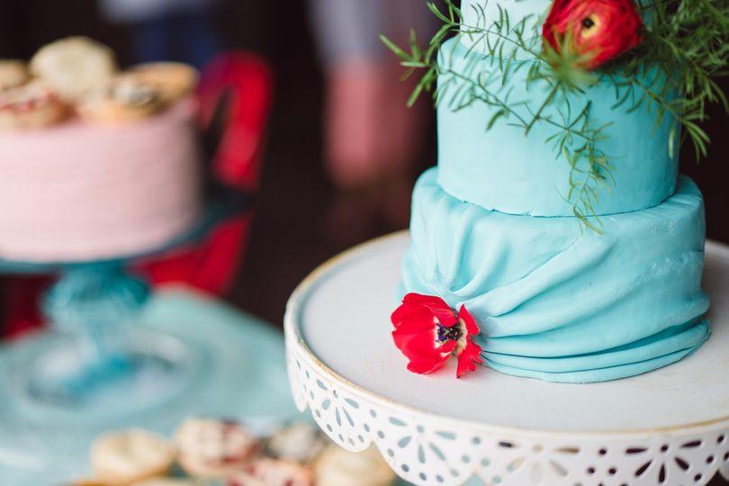 Upclose Cake