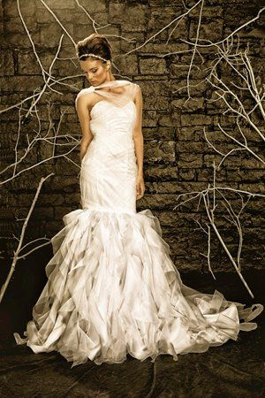 Binzario Custom Wedding Gowns Dress Attire Dallas Tx