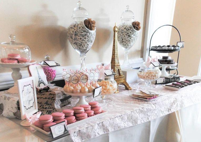 parisan sweets