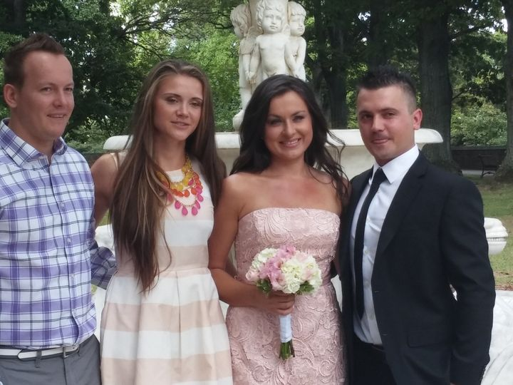 Tmx 1414110875864 20140823145204 Clifton, New Jersey wedding officiant