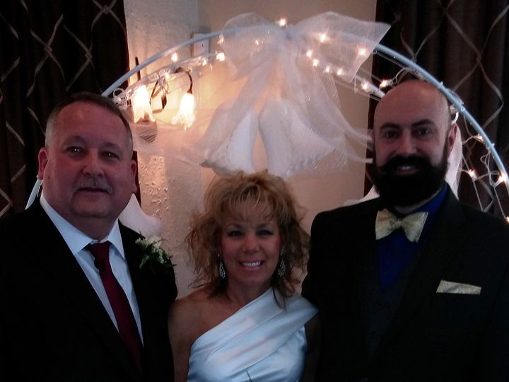 Tmx 1427210832812 20150214125850 Clifton, New Jersey wedding officiant