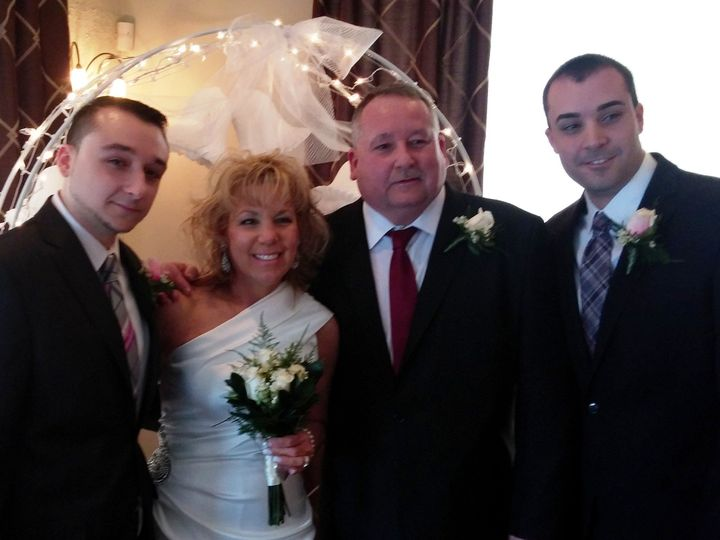 Tmx 1427210854362 20150214125505 Clifton, New Jersey wedding officiant