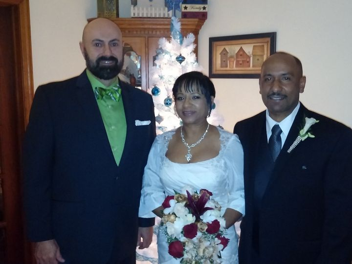 Tmx 1427210936065 20141227181534 Clifton, New Jersey wedding officiant