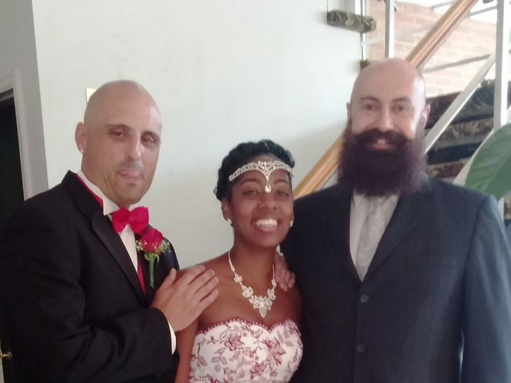 Tmx 1440650958661 20150710183047 Clifton, New Jersey wedding officiant