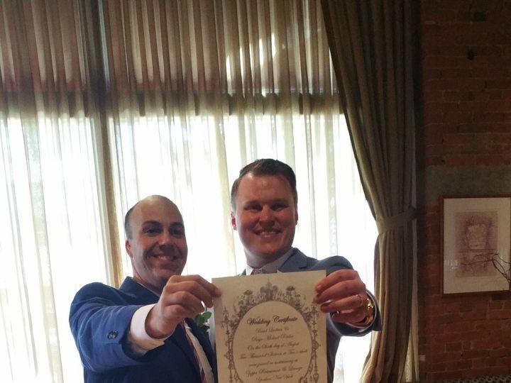 Tmx 1470709623501 Brad  Bryn 7 Clifton, New Jersey wedding officiant