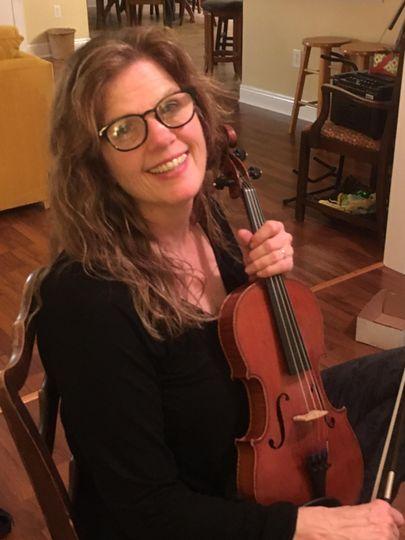 Annie Young-Bridges, Violin