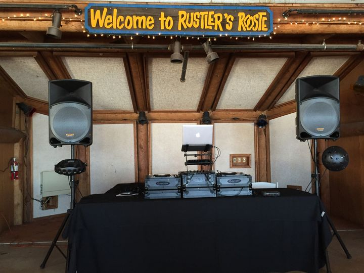 Wedding at Rustler's Roost