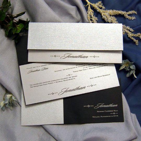 Invitation Brand: C'est Papier