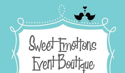 Sweet Emotions Event Boutique 1