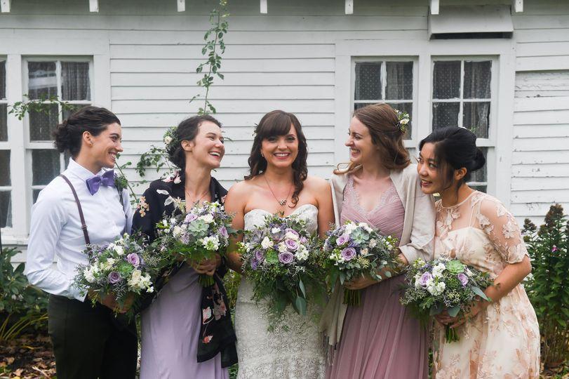 Succulents wedding bouquets