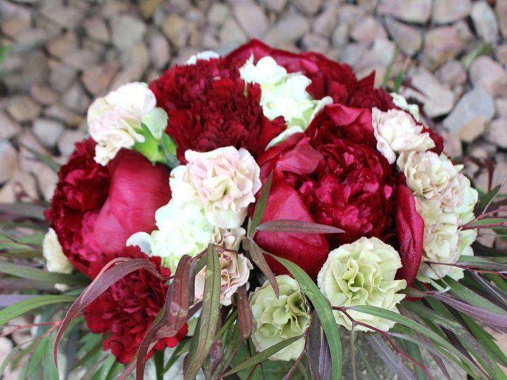 Tmx 1509654445071 Burgundy Tall Bouquet B Eden Prairie, Minnesota wedding florist