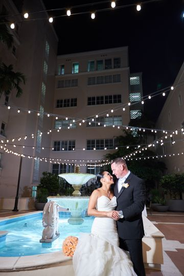 Receptions under the Stars