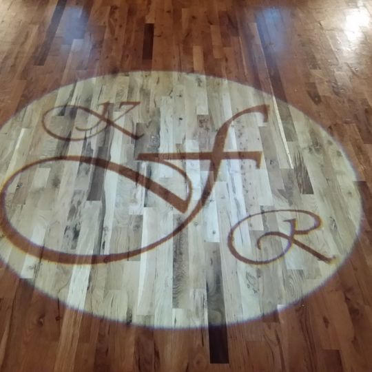 Monogram light