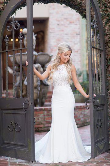 Bride Aubrie