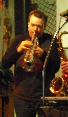 Tmx Eddie On Trumpet 51 512865 Aviston, IL wedding band