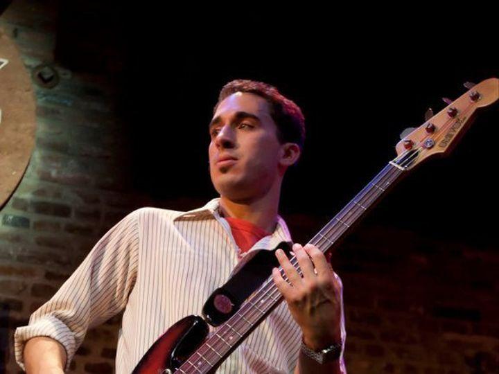 Tmx Paul On Bass 11 51 512865 Aviston, IL wedding band