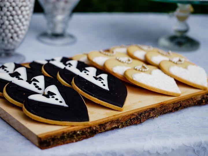 Tmx Brideandgroomcookies 51 1052865 1572970196 Waccabuc, NY wedding planner