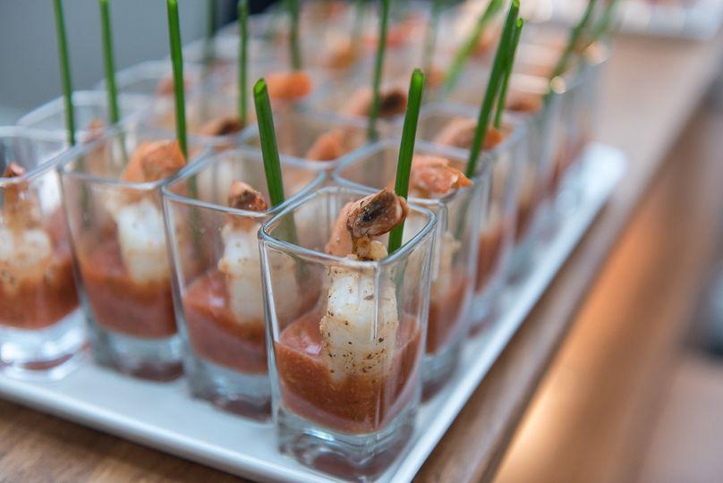 Shrimp Cocktails Are A Go-To