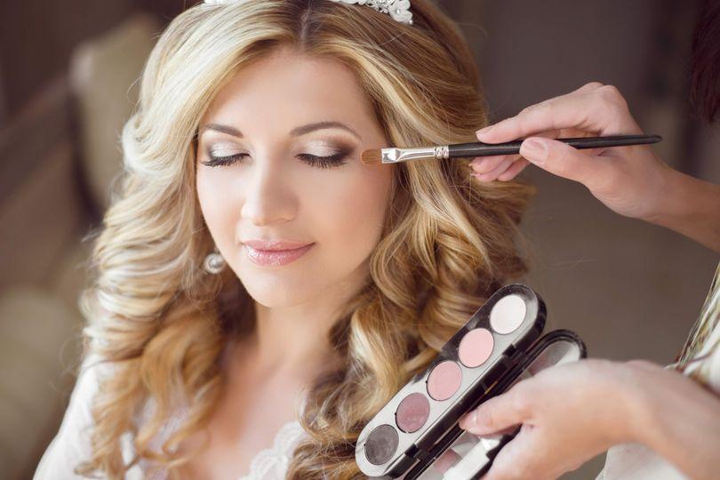 Bridal Make up Asheville