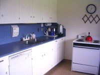 Our newly renovted kitchen has everything needed for entertaining your guests.
