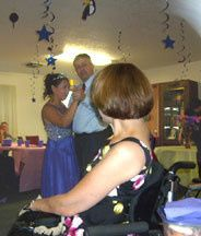 julia dad dance