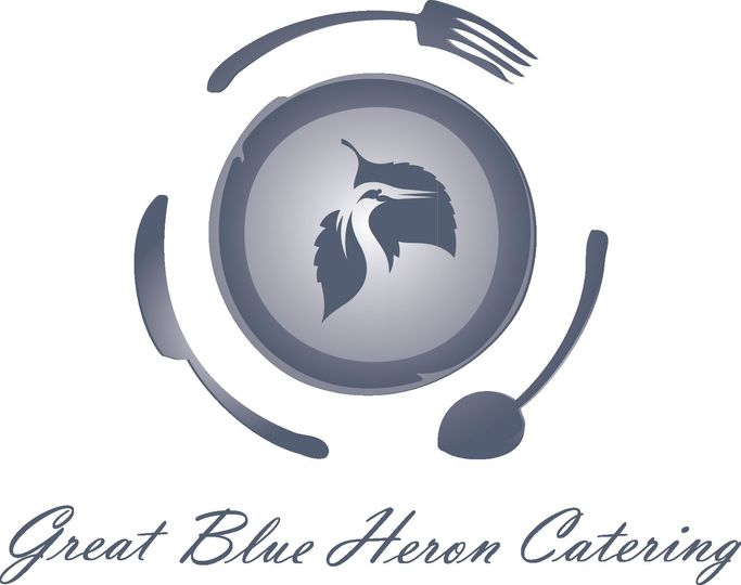 Great Blue Heron Catering