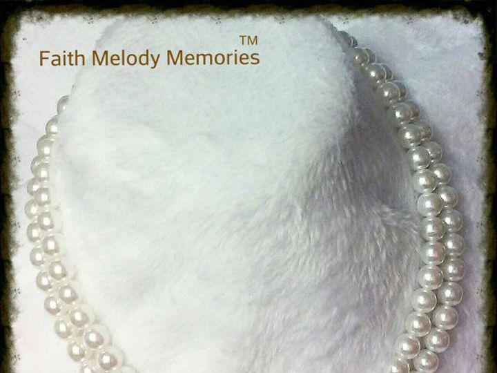 Tmx 1470951599049 Double Strand White 1 Smithboro wedding jewelry