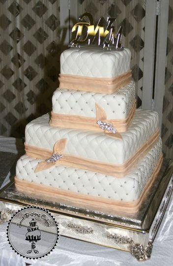 JamesandWrestlerweddingcake